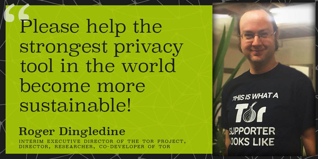 Celebrate giving Tuesday with Tor